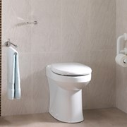 Avalon: Rimfree Back to Wall Seat & Cover - WC suites
