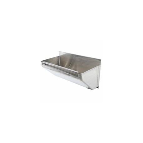 Surgical Scrub Trough Rh Outlet - 800 X 400 -Wash troughs