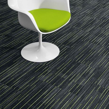 Light Trails - Pile carpet tiles