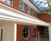 Ashton Wall Mounted Canopy