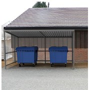 Grasmere Bin Shelter