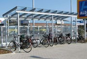 Melbury Cycle Shelter