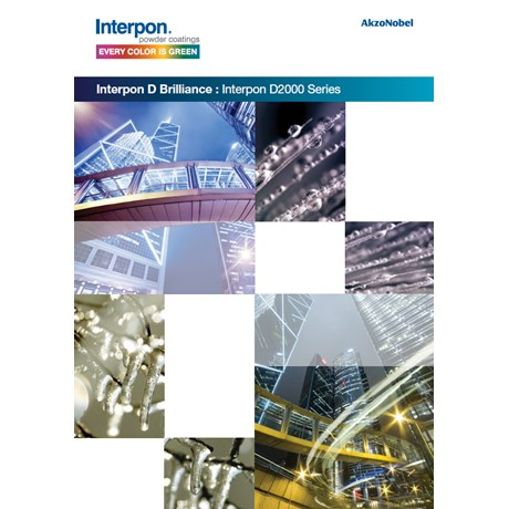 Powder Coating -Interpon D2525 - Brilliance