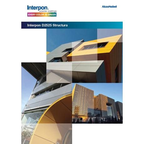 Powder Coating -Interpon D2525 - Structura