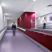 Polysafe Standard PUR Safety Flooring