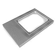 Reducer 1000 mm x 675 mm - 450 mm x 600 mm