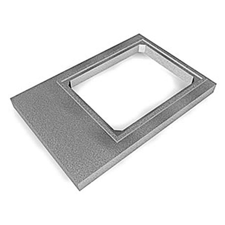 Reducer 750 mm x 600 mm