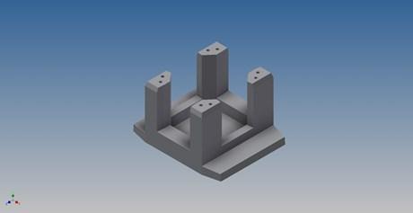 Small Apparatus Case Base