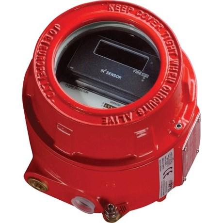 Intelligent Flameproof IR3 Flame Detector