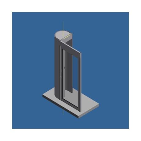 Cashlock - Security door