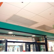 Air Curtains (Recessed) - DAB High Power