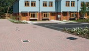 Omega Flow Permeable Block Paving