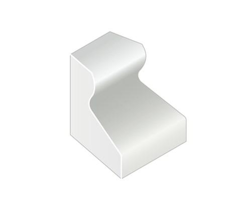 Trief® GST2A Kerb - 4.5 m internalradius