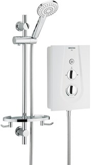Joy Care 8.5 kW Electric Shower 650 mm Rail