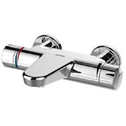 OP THBF WMH C Opac Wall Mount Bath Filler with Chrome Handles