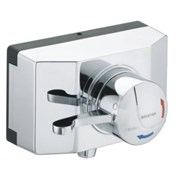 OP TS1503 SCL C Opac Shrouded Shower Valve