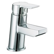 PS BAS C - Pisa Basin Mixer With Clicker Waste Chrome