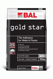Gold Star - Tile adhesive