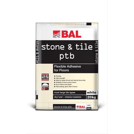 Stone And Tile PTB - Tile adhesive