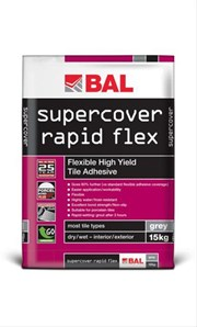 Supercover Rapid Flex - Tile adhesive