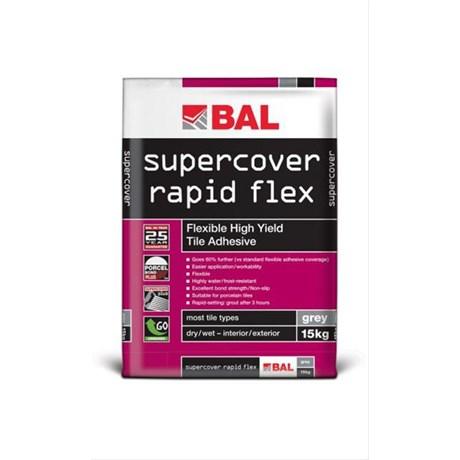 Supercover Rapid Flex - Tile adhesive