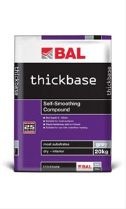 Thickbase - Self-smoothing compound