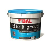 Tile and Grout - Tile adhesive and grout