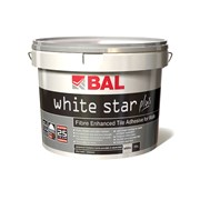 White Star Plus - Tile adhesive