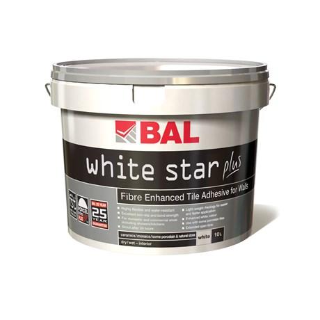 White Star Plus - Tile adhesive