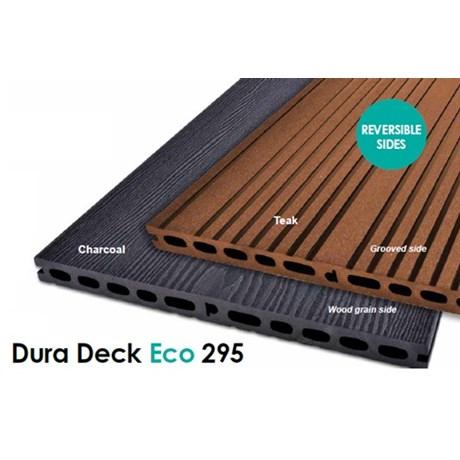 Dura Deck Eco Type 295 - WPC deck boards