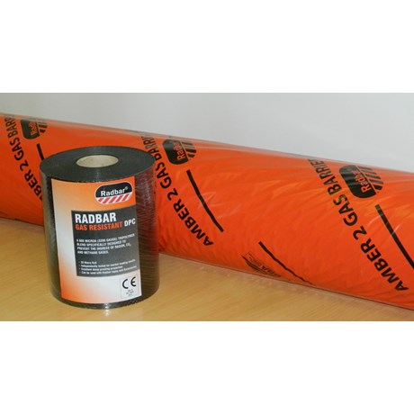Radbar Gas Resistant DPC