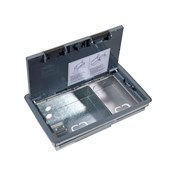 Individual Compartment Floor Box - 20A Series