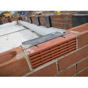 Air Brick and Adjustable Cavity Vent
