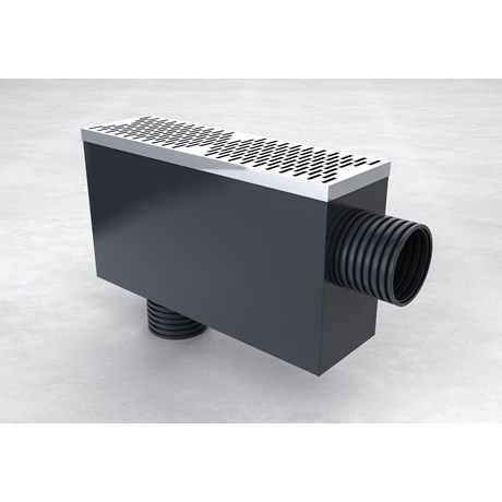 Ground Level Vent Box - CGV-021