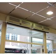 Air Curtains (Overdoor Heater) - AC