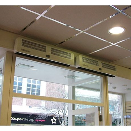 Air Curtains (Overdoor Heater) - AC
