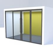 SG Edge Affinity Double Door Set, Rebated -Internal doors