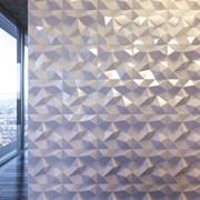 Geode Structured Quartz - Ceramic tiles