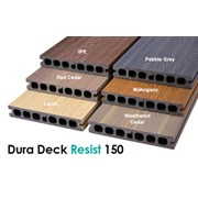 Dura Deck Resist Type 150 - WPC deck boards