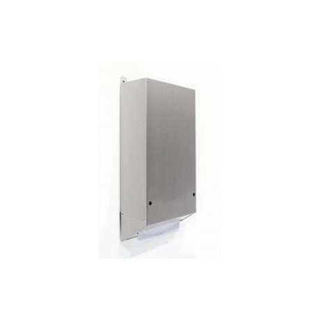 Behind the Mirror Range: Paper Towel Dispenser