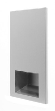 Slim Line Recessed Paper Towel Dispenser
