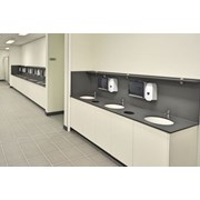 13 mm SGL Vanity Units - 600 mm Inset Type Top