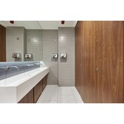 Handwash Trough Units - Splash Back