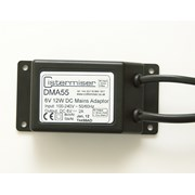 Direct Flush Discrete Mains Power Adapter