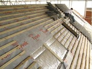 Supro -Breathable roof underlay