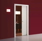 Fire-rated Sliding Pocket Door System - Single Bespoke