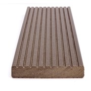 ecodek® Reversible Composite Decking Board - Heavy Duty Grooved (HD)