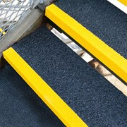 SlipGrip® Heavy Duty GRP Stair Tread Covers