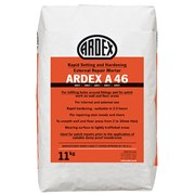 ARDEX A 46 Multi-Purpose External Repair Mortar