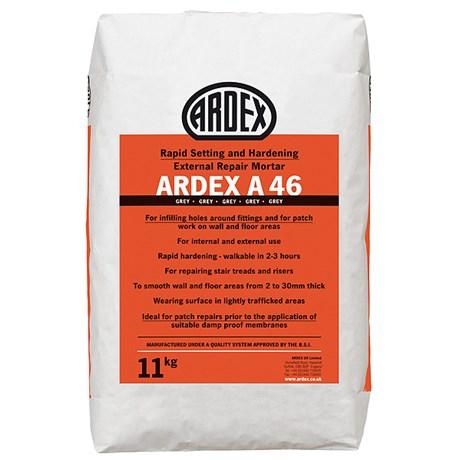 ARDEX A 46 Multi-Purpose External Repair Mortar